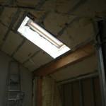 okno dachowe na poddaszu